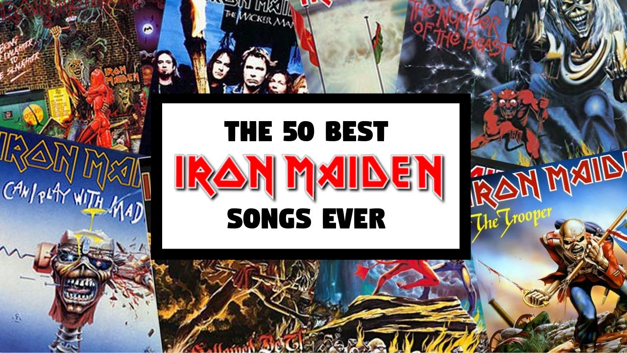 iron maiden songs the