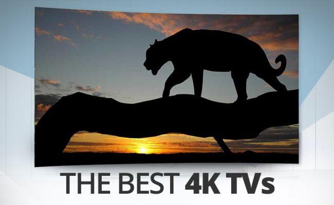 The 10 Best 4k Tvs Of 2018 Techradar
