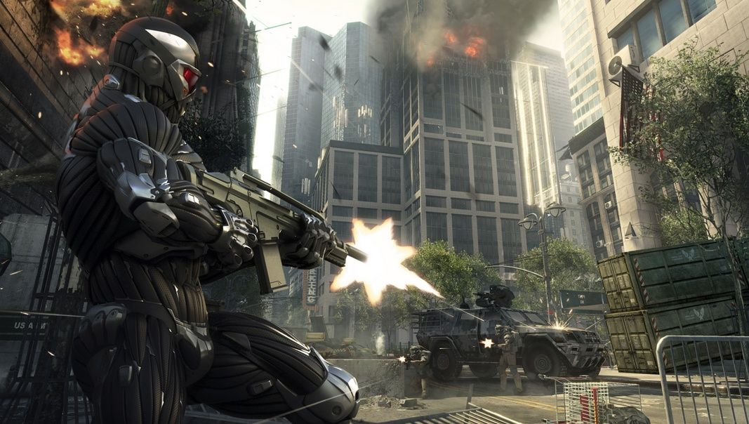 Crysis 2 Minimum System Specs Revealed PC Gamer