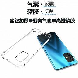 Zenfone 8 Mini in case renders
