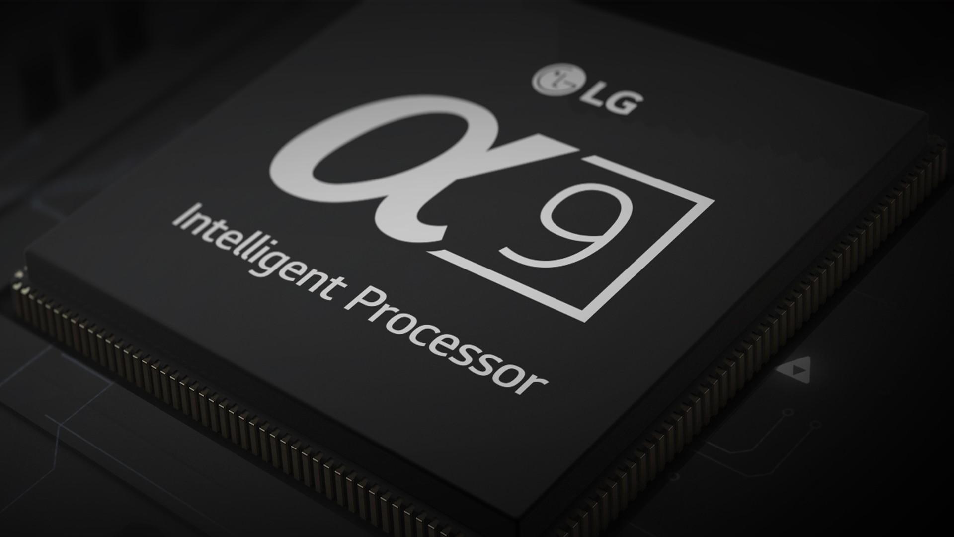 LG a9 intelligent processor