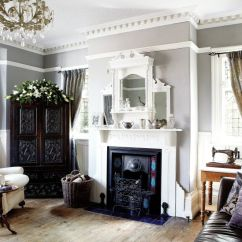Small Living Room Design Ideas Uk Red Area Rugs Real Home: Restoring A 1900s House | Homes