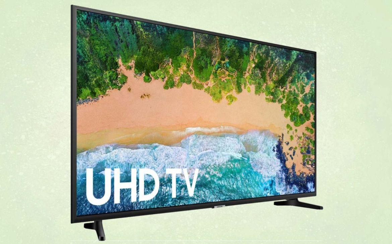 Samsung NU6900 65-inch 4K smart TV