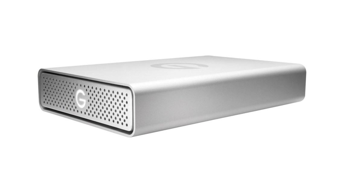 Best external hard drive: G-Technology G-Drive