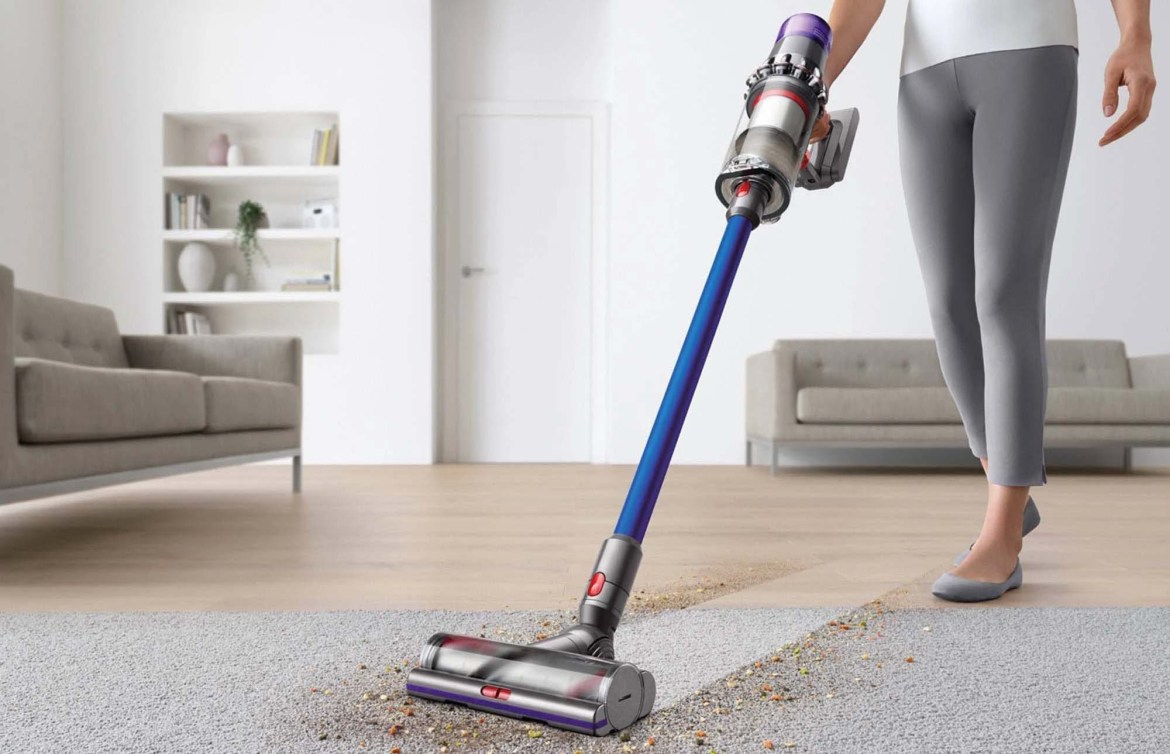 best vacuum cleaners: Dyson V11 Torque Drive