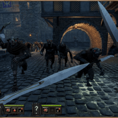 Living Room Gaming Pc How Much Does A Set Cost Warhammer: Vermintide's Waywatcher Is Stabby Wood Elf ...