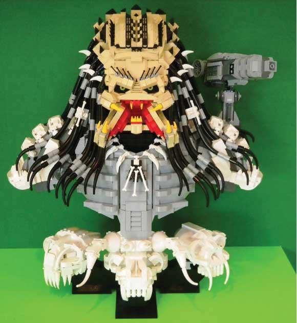 Lego Art: Shawn Snyder