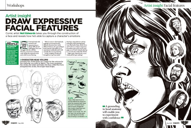 an2MBQfcyrmcdJ9g3mHTUc Create explosive comic art with ImagineFX issue 160 Random