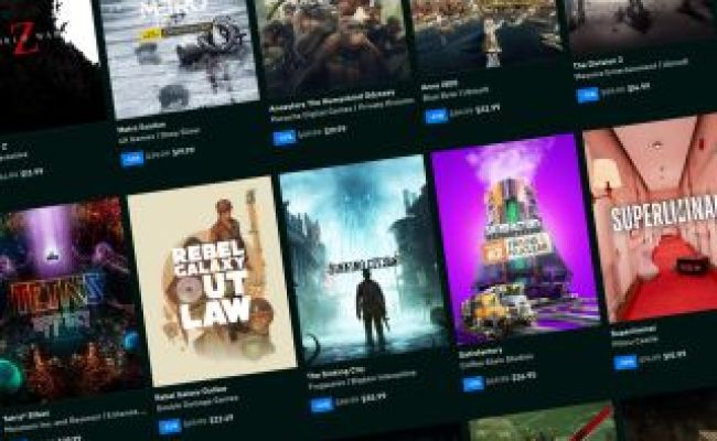 Epic Games Store Free Games List What S Free On The Store