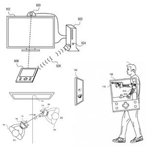 Sony Patented its Own Wii U Tablet Style Controller