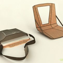 Best Gaming Chair Brands Hula Ellen Laptop Bag That Flips Out Into Portable And Desk | Techradar