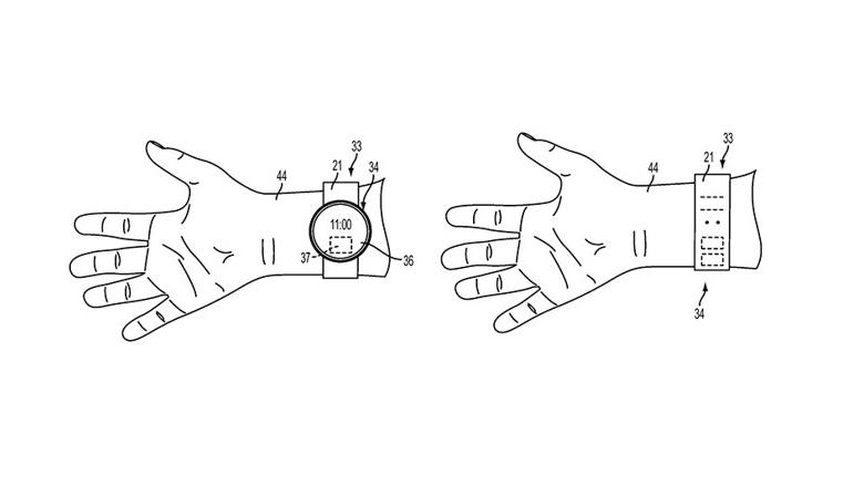Apple Watch smart strap