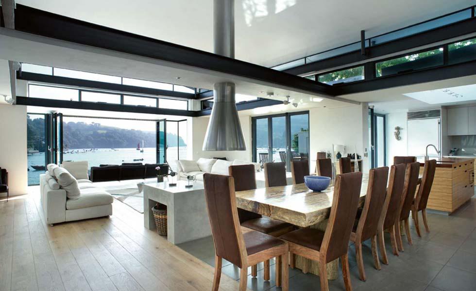 Open Plan Living Homebuilding