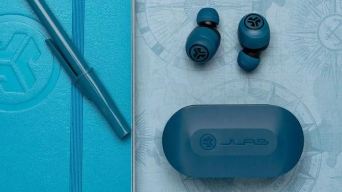 Best cheap running headphones: JLab Go Air