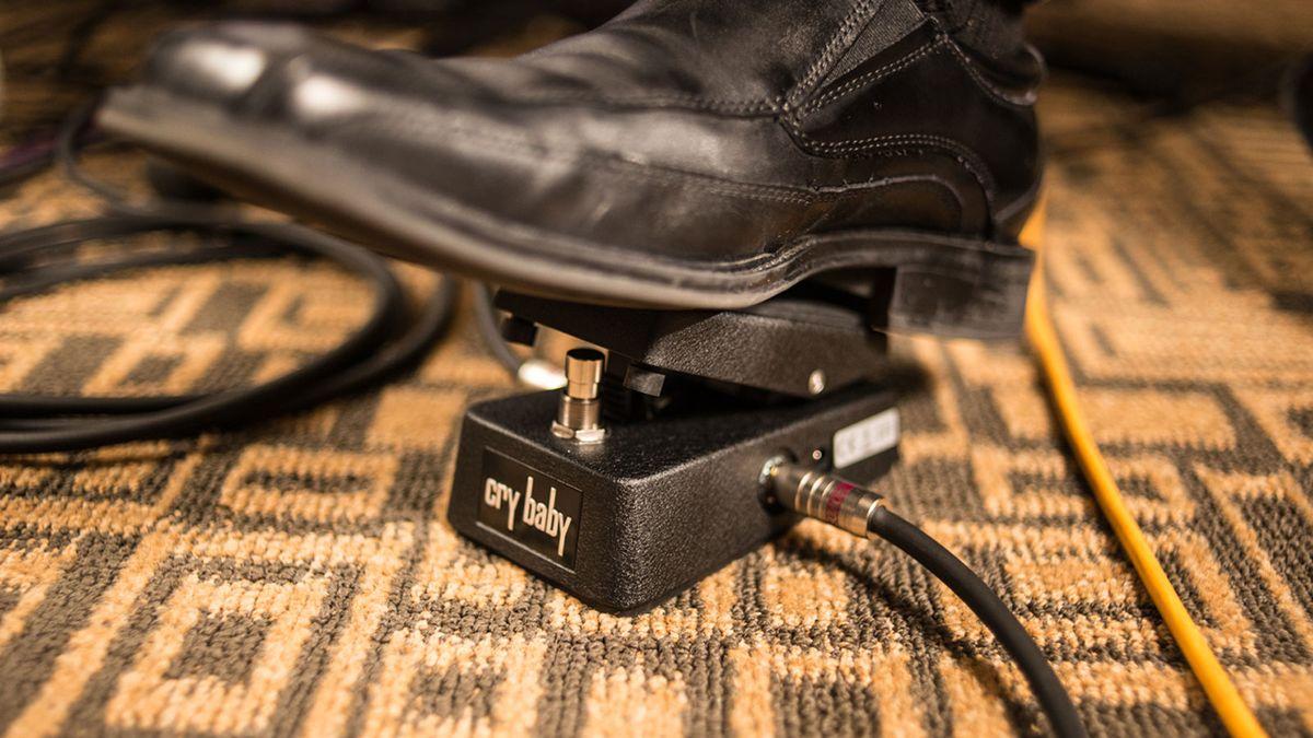 Namm Jim Dunlop Unveils Cry Baby Mini Pedal