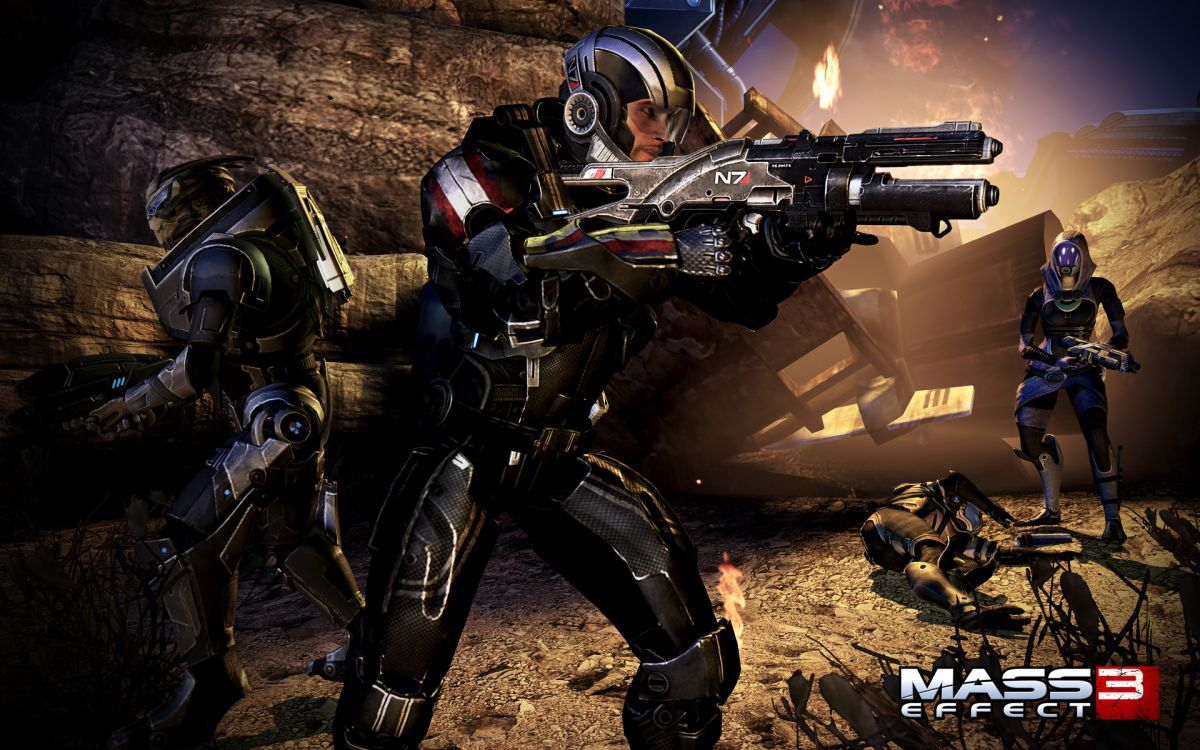 Mass Effect 3 weapons and armor guide Page 2  GamesRadar