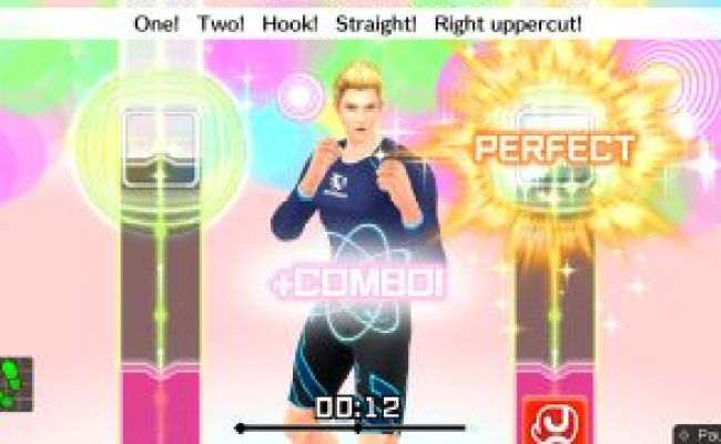 Fitness Boxing For Nintendo Switch Could Be The Personal