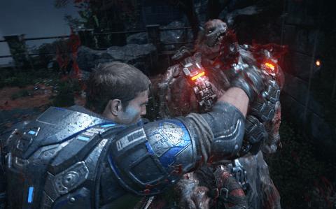 Gears Of War 4 Review PC Gamer