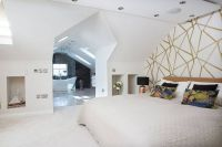 Real home: an open-plan master bedroom loft conversion ...