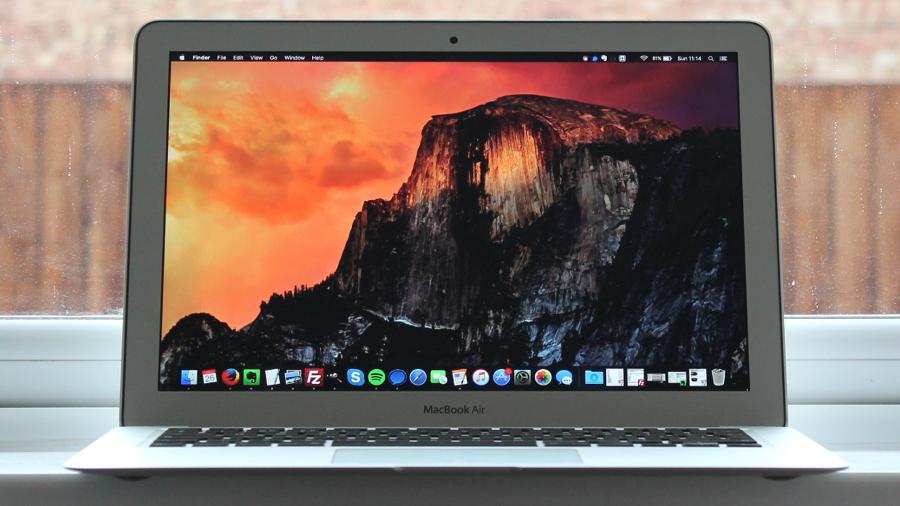 Apple 13-inch MacBook Air (early 2015)