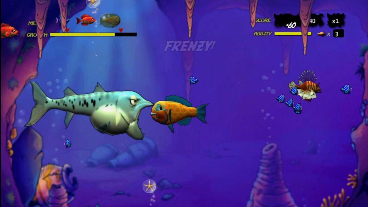 Feeding Frenzy Xbox Live Arcade Review GamesRadar
