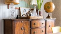 How to restore old wooden furniture: clean, repair and ...