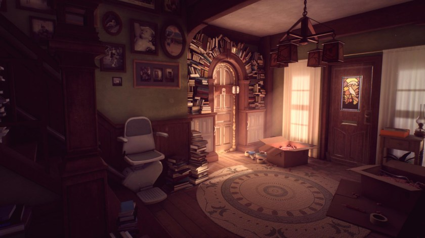 Best PC games for one player: What Remains of Edith Finch