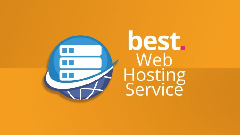 The best web hosting service 2019 2