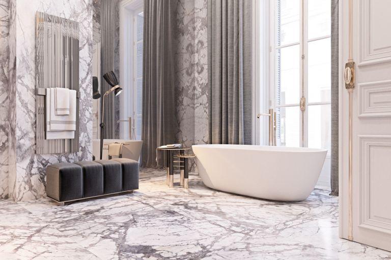 Luxury bathroom design ideas 21 ways to get a hotel spa