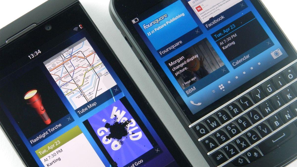 BlackBerry retaliates as Z10. Q10 and PlayBook get Pentagon approval | TechRadar