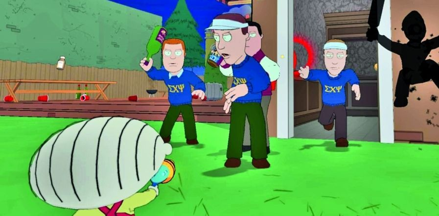 Family Guy: Back to the Multiverse review   PC Gamer