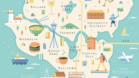 Map illustration: A step by step guide Creative Bloq