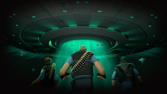 Team Fortress 2 Invasion Update Lands Today Pc Gamer