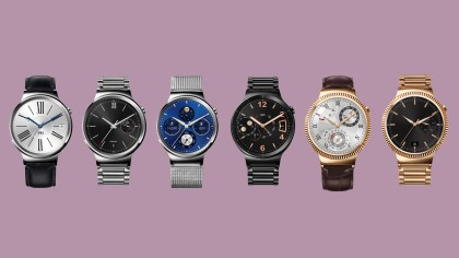 Huawei Watch Design Options