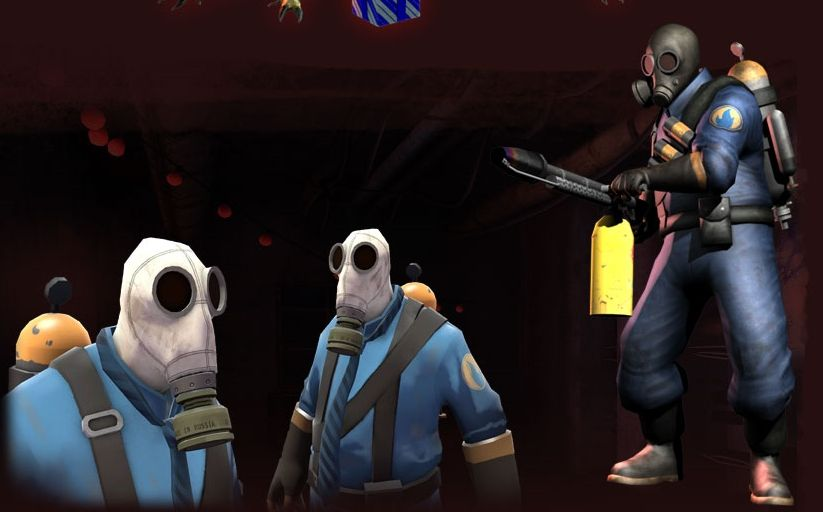 Team Fortress 2s Pyro Comes To Killing Floor Killing