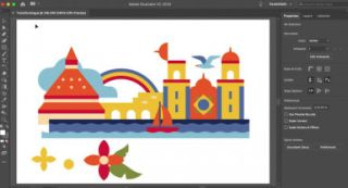 Illustrator tutorials: transform and edit artwork