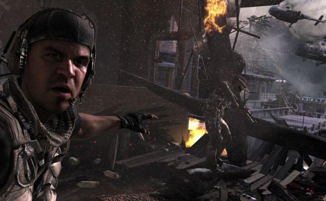 Call Of Duty Modern Warfare 3 Gets Drop Zone Game Mode