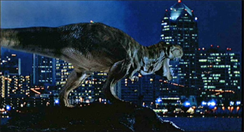 Is It Just Me? ... or is The Lost World as good as Jurassic Park ...