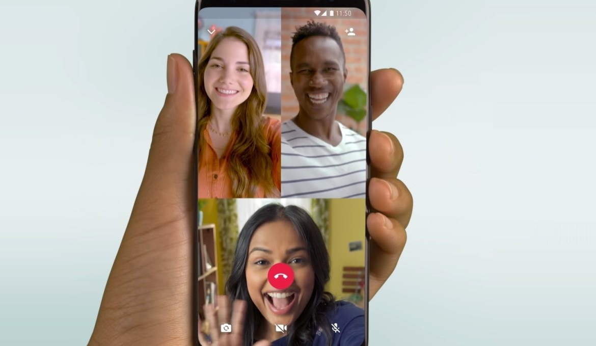 Best video chat apps: WhatsApp
