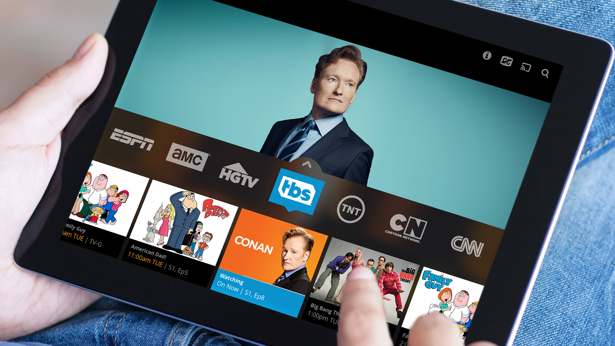 Best streaming service: Sling