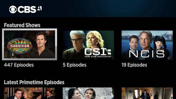Best Roku channels: CBS All Access