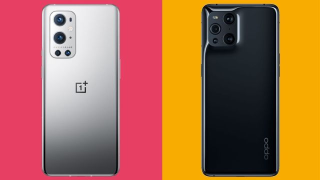 OnePlus 9 Pro vs Oppo Find X3 Pro: who will win this smartphone family  feud? | TechRadar