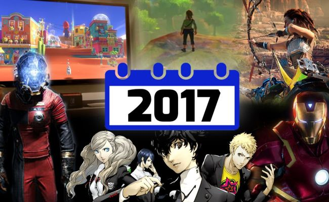 Have Your Say In Techradar S Game Of The Year 2017 Awards