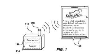 Future 'remote display' Amazon Kindle ereader has no