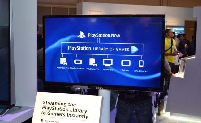 Sony S Ps Now Game Streaming Service Is Coming To Ps Vita
