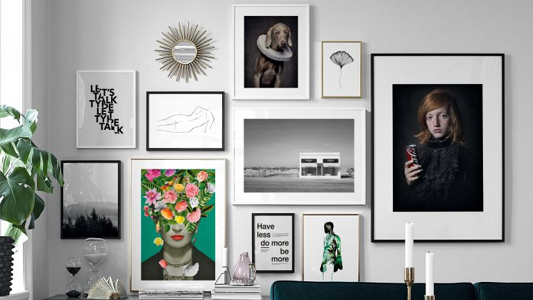 inspirational gallery wall ideas