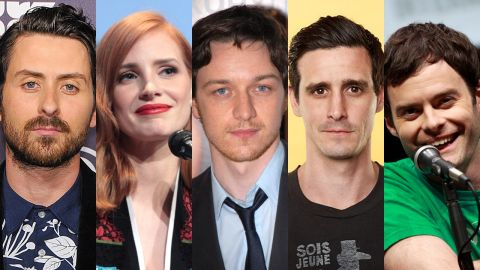 Image result for it chapter two casting