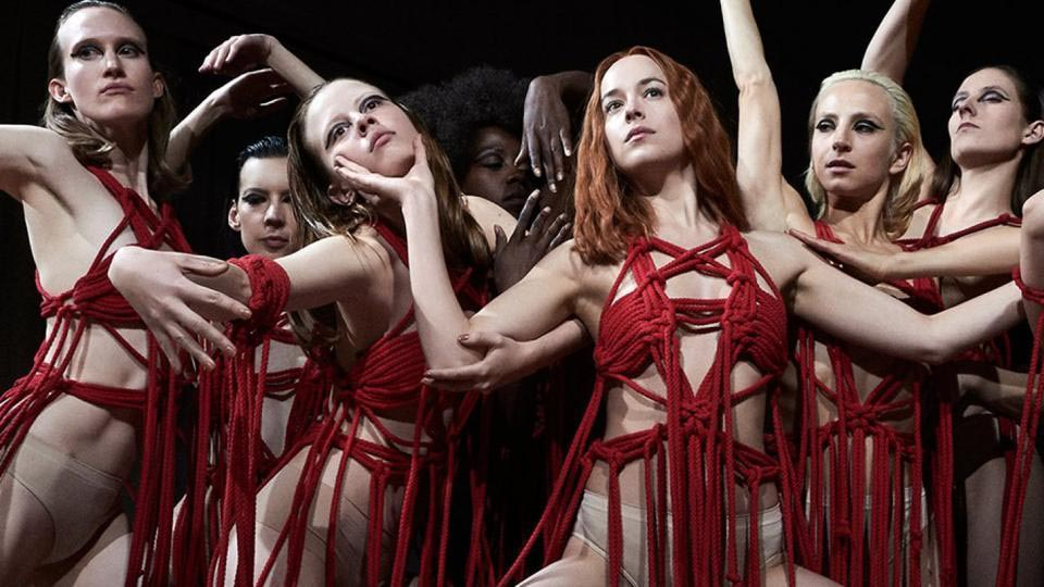 Uno screenshot del film Suspiria
