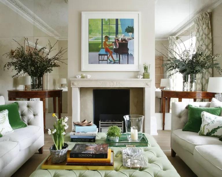lighter living room tips