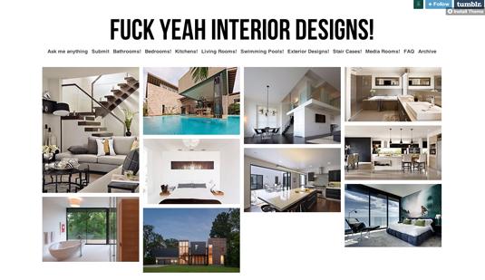interior design mags